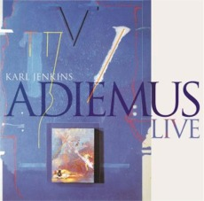 Adiemus Live CD Cover