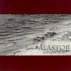 Alastor Nothing For Anyone CD Cover