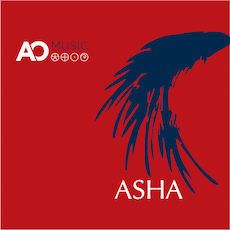AOMusic - Asha - Album Cover
