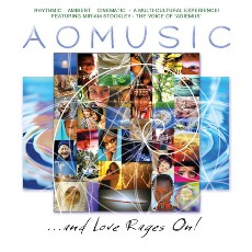 AO Music - And Love Rages On - CD Cover