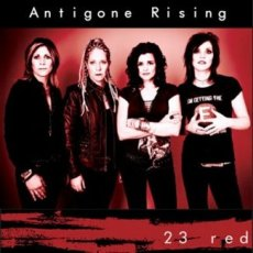 Antigone Rising - 23 Red - CD Cover