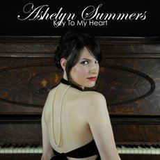 Ashelyn Summers - Key To My Heart - CD Front Cover