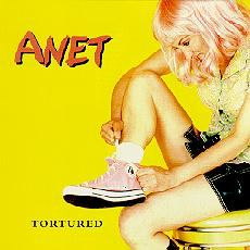 Anet Tortured CD Cover