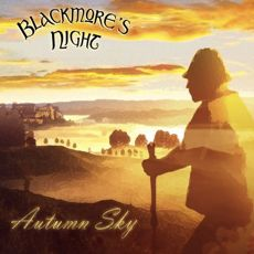 Blackmores Night - Autumn Sky - USA CD Cover