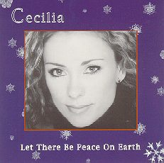 Let There Be Peace On Earth CD Cover