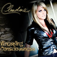 Claudine - Wrestling Consciousness - CD Cover