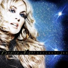 Candice Night - Reflections - CD Cover