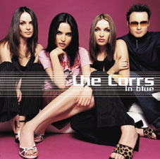 The Corrs In Blue CD Cover