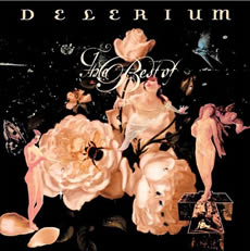 The Best Of Delerium CD Cover