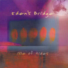 Isle Of Tides CD Cover