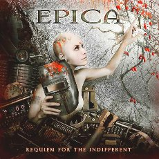 Epica - Requiem For The Indifferent - Cover Artwork