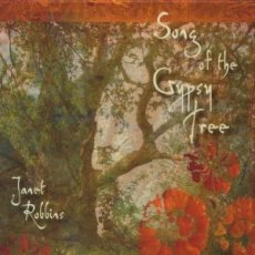 Janet Robbins - Song of the Gypsy Tree - CD Cover