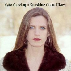 Sunshine From Mars CD Cover