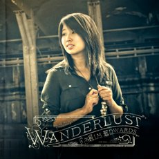 Kim Edwards - Wanderlust - CD Cover Artwork