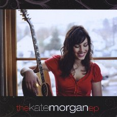 Kate Morgan - The Kate Morgan EP - CD Artwork