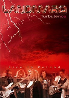 Turbulence - Live In Poland DVD Cover
