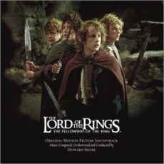 Lord of the Rings OST CD Cover