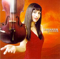 Lorenza Ponce Self-Titled CD Cover