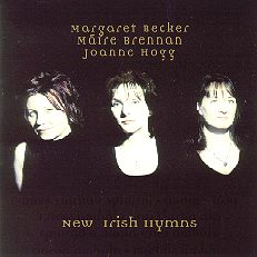 New Irish Hymns CD Cover