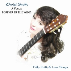Orriel Smith - A Voice Foever In The Wind - CD Cover