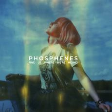 Phosphenes - Fund Us Where We're Hiding - CD Cover