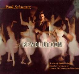 Revolution CD Cover