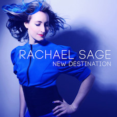 Rachael Sage - New Destination EP - Cover Artwork