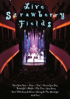 Strawberry Fields - Live Strawberry Fields - DVD Cover Artwork
