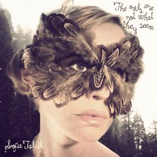 Sofia Talvic - The Owls Are Not What They Seem - CD Cover
