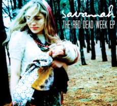 Savannah - The Red Dead Week EP - CD Cover