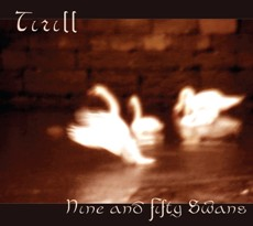 Tirill - Nine and Fifty Swans - CD Cover