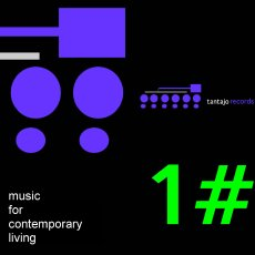 Music For Contemporary Living #1 CD Cover