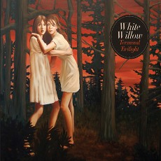 White Willow - Terminal Twilight - CD Cover