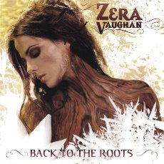 Zera Vaughan - Back To The Roots - CD Cover
