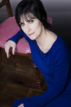 Enya (photo: Simon Fowler)