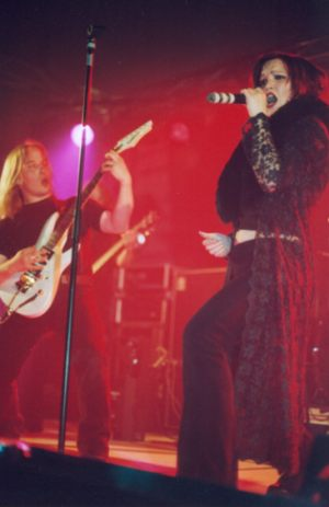 Emppu and Tarja Live